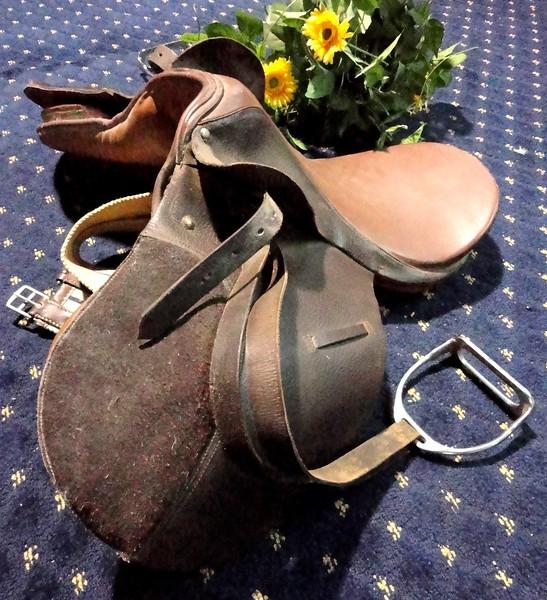 English Saddle.  <b>$125</b>
