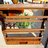 Unique Solid Wood Pantry Shelf.  34 x 9 x 35.  <b>$165</b>