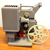Kodascope 8mm Film Projector Model Eight-33.  Lightweight, compact, variable speed, easy to use, 8mm projector.  <b>$60</b>