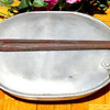World War II Army K-Ration Cooking Pan.  10 x 2 x 7.  <b>$25</b>