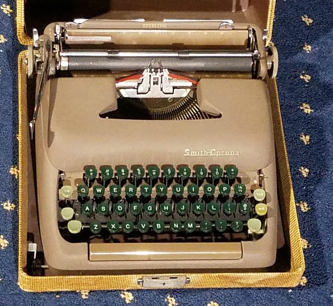 1950s Smith-Corona Typewriter
