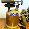 Vintage Otto Bernz Torch Blower Industrial Steampunk .  <b>$35</b>