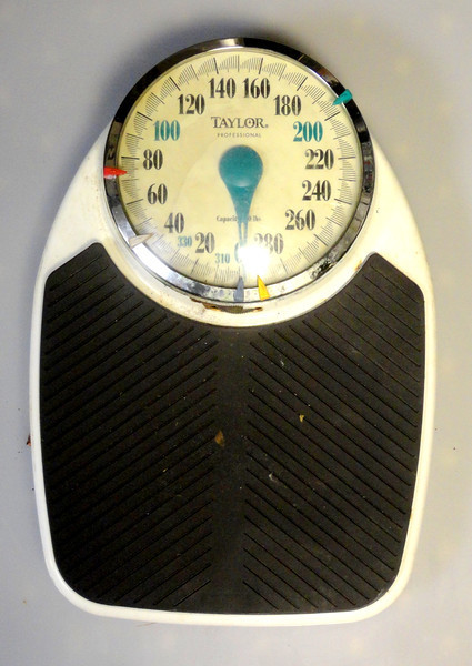 Vintage Taylor Professional Scale.  <b>$25</b>
