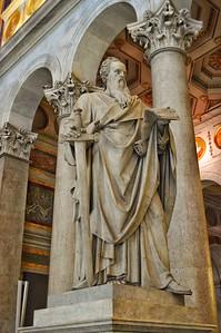 """""""St. Paul""""- Basilicia San Paolo - Roma"""