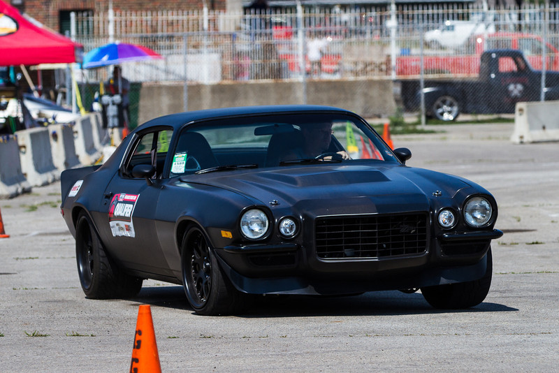Goodguys Heartland Nationals 2013 Autocross, Iowa State Fairgrounds, Des Moines, Iowa