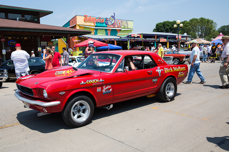Goodguys Heartland Nationals 2013, Des Moines, Iowa