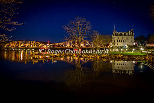 Goodspeed Opera House/Gillette Castle and the East Haddam Area