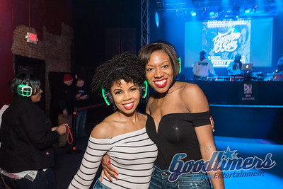 Goodtimers Silent Party March 2018