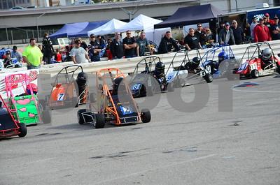 RACE'S 1 - 9
