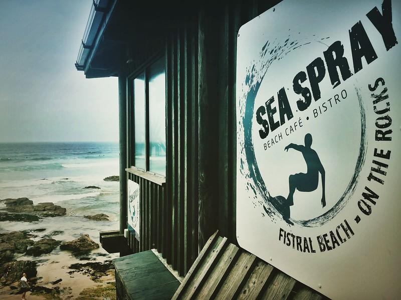 Sea Spray Beach Cafe & Bistro