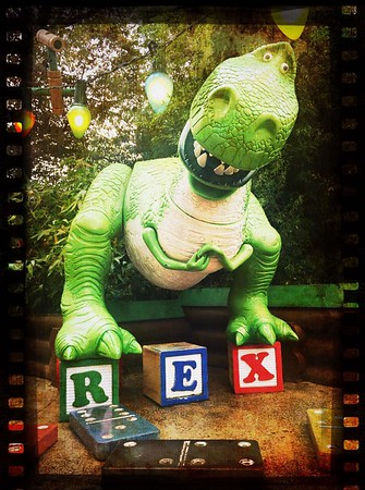 Rex from Toy Story