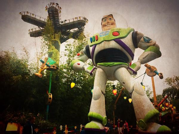 Buzz Lightyear from Toy Story