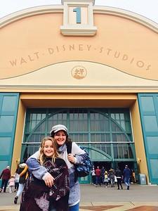 Walt Disney Studios, Disneyland Paris
