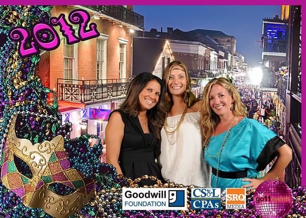 Goodwill Fat Tuesday 2012