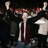 Mike at the SF pillow fight