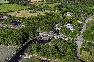 Le pont de Rvière-aux-Saumons