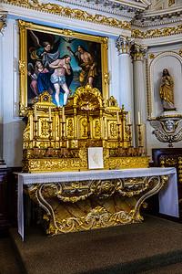 Maitre autel Église de Saint-Jean-Port-Joli