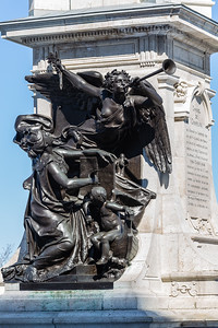 Monument Champlain
