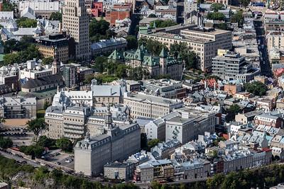 Google Maps: Ville de Québec