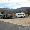 Catalina State Park, Tucson AZ, Campsite  10