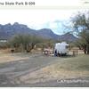 Catalina State Park, Tucson AZ, Campsite  09