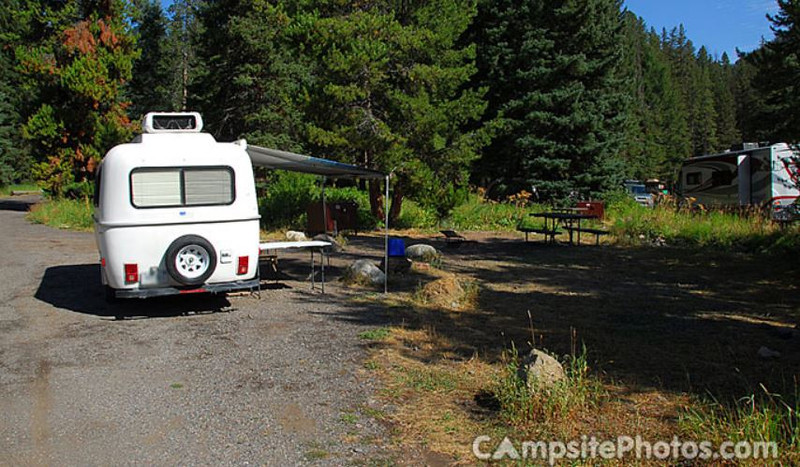 Slough Creek Campground - Yellowstone NP WY