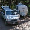 Lizard Creek Campground, Tetons NP, WY