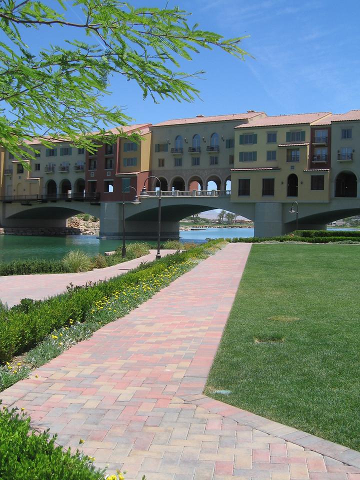 """""""Pontevecchio"""" - Montelago Village, Lake Las Vegas"""