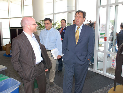 Governor Bill Richardson at Google