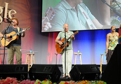Jimmy Buffet visits Google