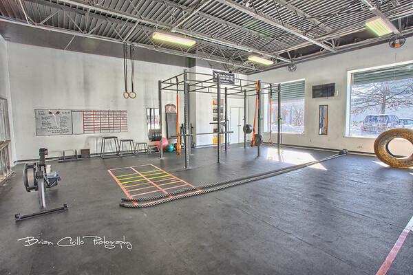 Inside Gym1