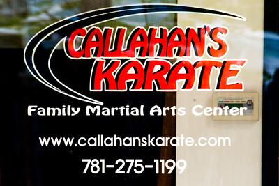 Callahan's Karate