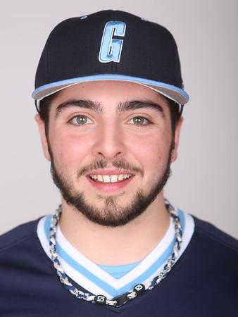 Gordon Baseball Headshots 2017