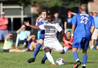 Gordon Men's Soccer vs RWU