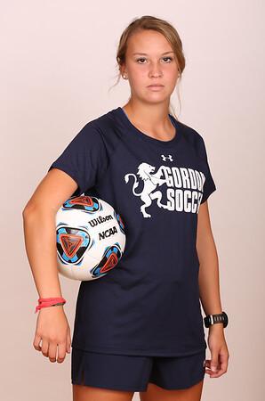 Gordon Women's Soccer Posed Photos 2016