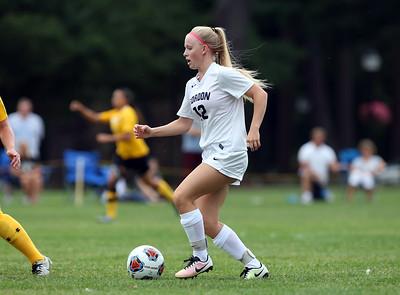 Gordon Women's Soccer vs Maine Fort-Kent