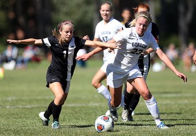 Gordon Women's Soccer vs Nichols