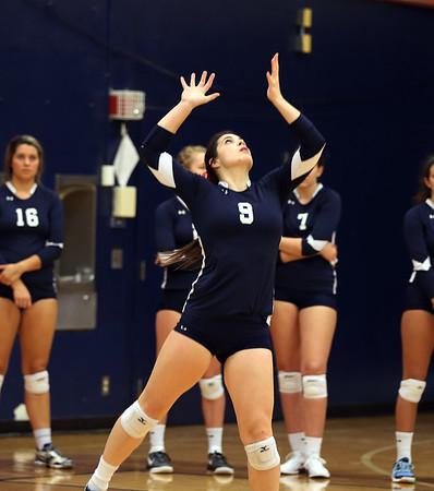 Gordon Women's Volleyball vs Salem State