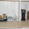All rooms feature a personal size Keurig coffee maker and refrigerator.