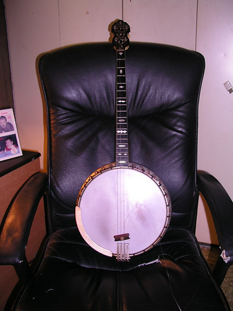 Gordon Huggins Banjo