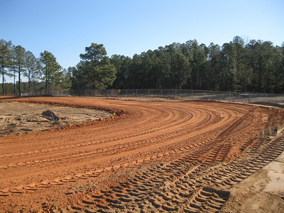 Gordon Park's new Kart track!