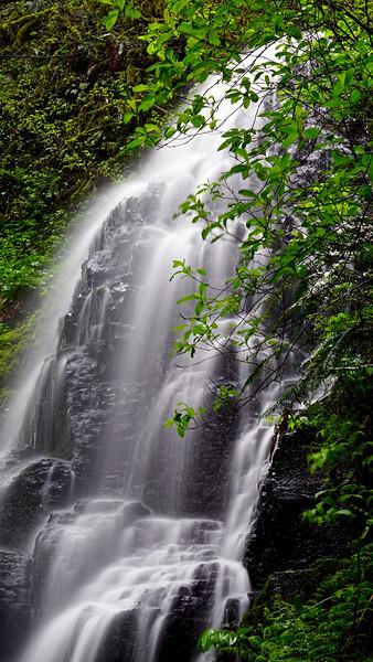 Gorge Creeks and Waterfalls