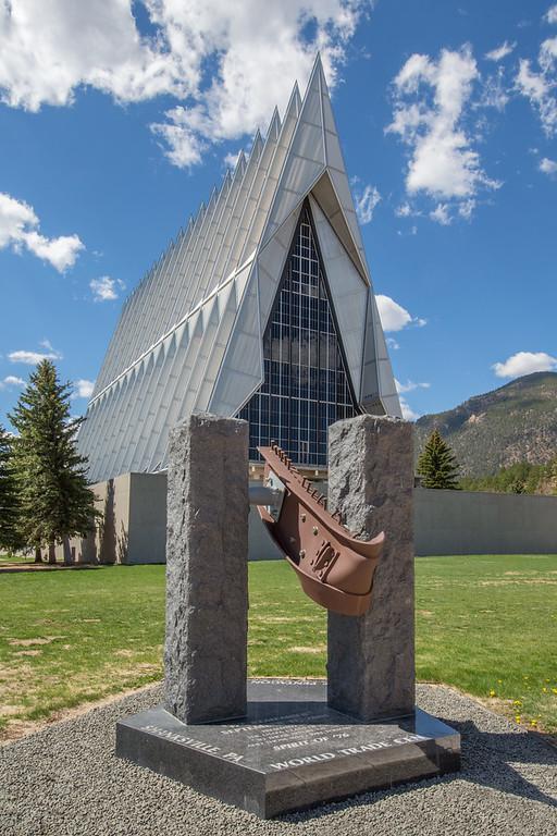 Air Force Chapel and 9/11 Memorial