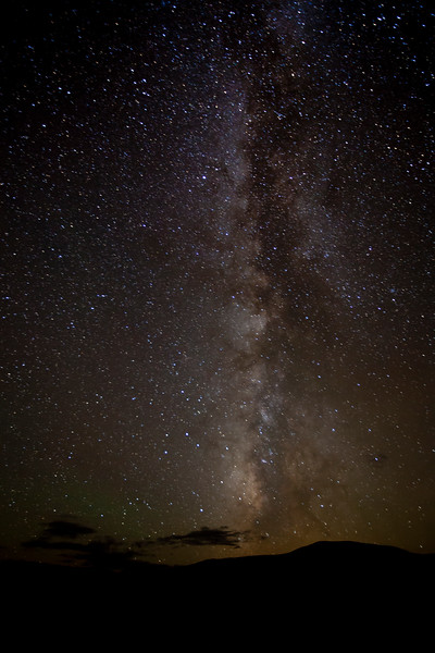 Milky Way in Creede Colorado