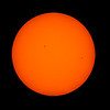 Transit of Mercury - May 9, 2016