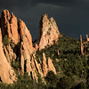 Garden of the Gods Sunset