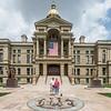 Wyoming State Capitol, Cheyenne, July 2013