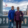 Visiting the Colorado State Capitol, Denver, February 2017