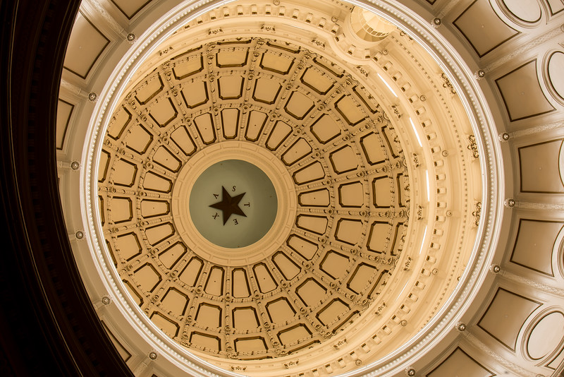 Texas State Capitol, Austin, May 2012