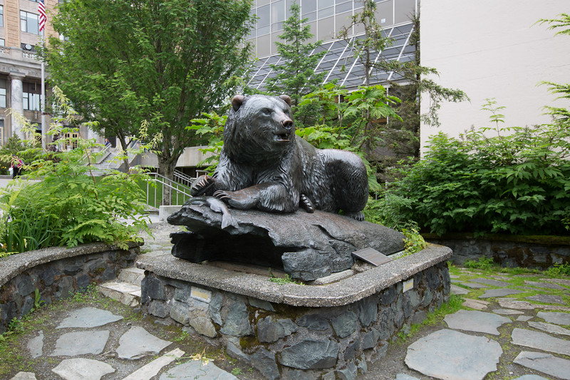 Alaska State Capitol, Juneau, July 2012